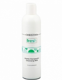 Fresh Aroma-Therapeutic Cleansing Milk for Oily and Combined Skin