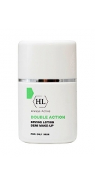 DOUBLE ACTION Drying Lotion + Make Up