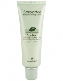Barbados Scalex Natural Exfoliating Gel