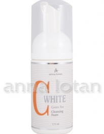 С White Green Tea Cleansing Foam
