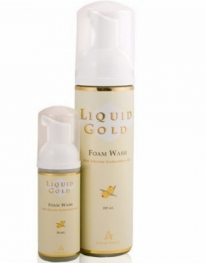 Liquid Gold Foam Wash
