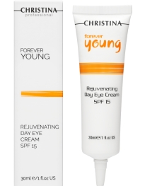 Forever Young Rejuvenating Day Eye Cream