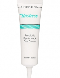 Unstress Pro-Biotic Eye & Neck Day Cream