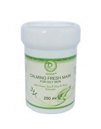 Calming Fresh Mask for oily skin