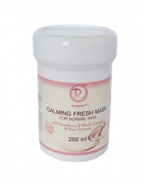 Claming Fresh Mask for normal skin