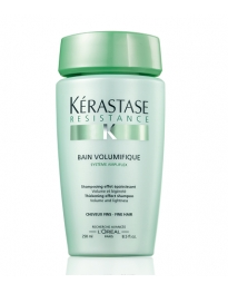 Kerastase Resistance Bain Volumifique Shampoo For Fine Hair