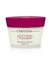 Chateau de Beaute Shielding Cream SPF 35
