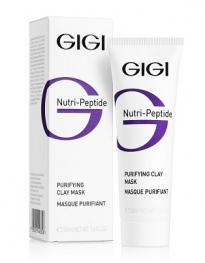 Nutri-Peptide Purifying Clay Mask