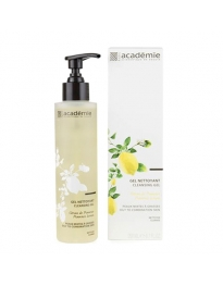 Academie Cleansing Gel Provence Lemon (Gel nettoyant)
