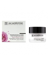 Academie Night Infusion Rose Cream (Infusion de nuit a la rose)