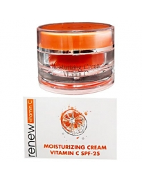 Moisturizing Cream Vitamin C SPF-25