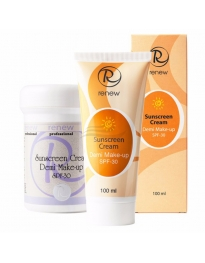 Whitening Sunscreen Cream Demi Make-Up SPF-30