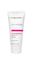 Sea Herbal Beauty Mask Strawberry